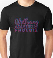 Wolfgang Amadeus Phoenix 2D Unisex T-Shirt