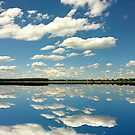 Sky and cloudscape specular reflection by gameover