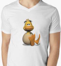 Eggy Men's V-Neck T-Shirt