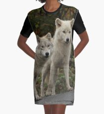 The guardians of the pack Graphic T-Shirt Dress