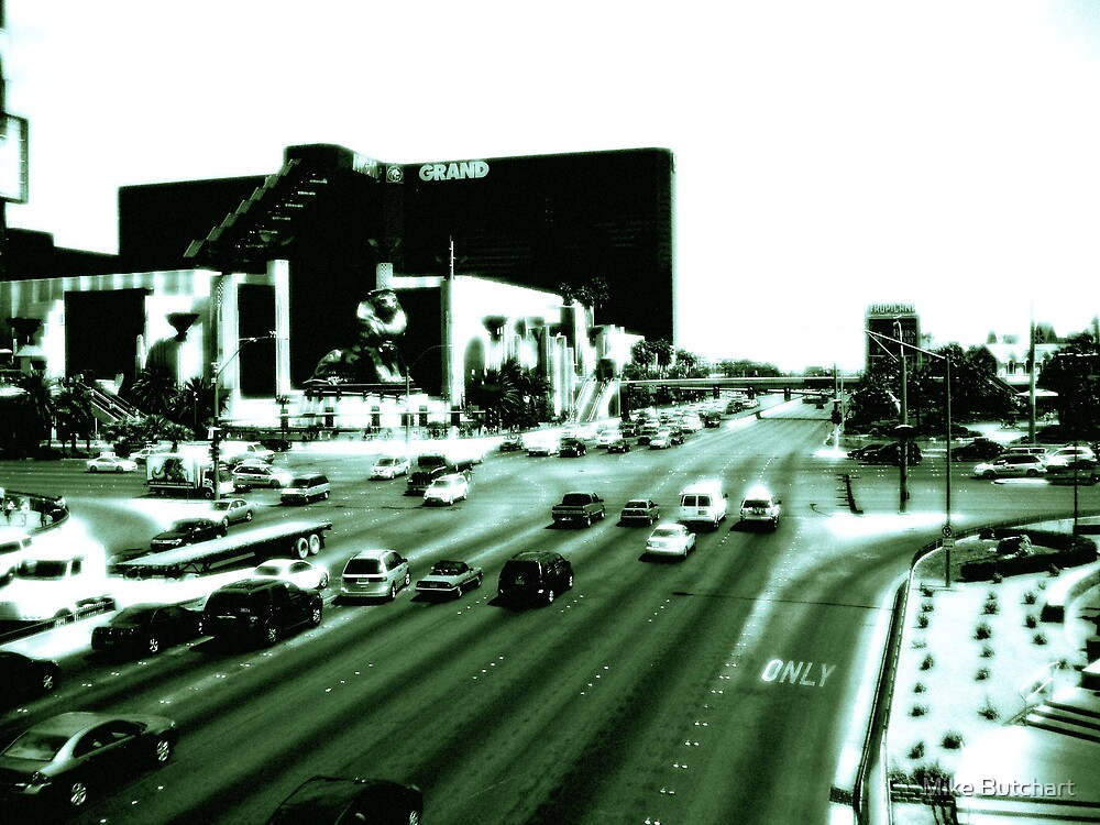 Viva Las Vegas by Mike Butchart