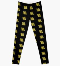 May the Force Be With You Leggings