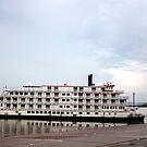 Queen of the Mississippi by barnsis