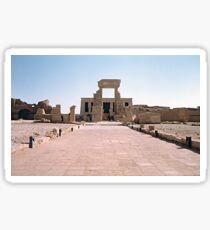 Temple of Dendera, No. 1 Sticker