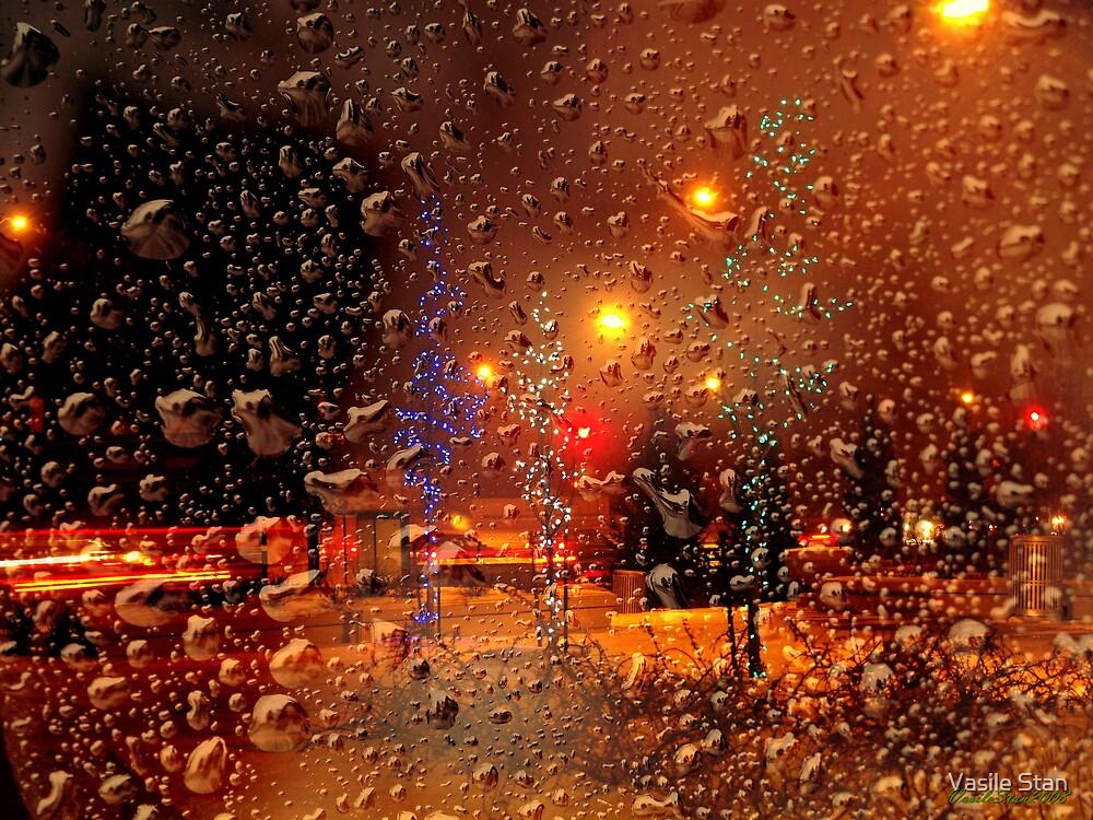 Rainy night 2 by Vasile Stan