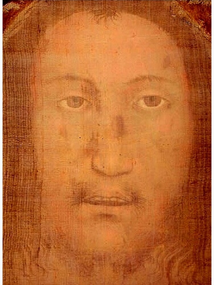 "About the ""the Veil of Veronica"":"