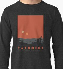 Visit Tatooine Lightweight Sweatshirt