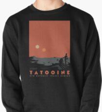 Besuche Tatooine Sweatshirt