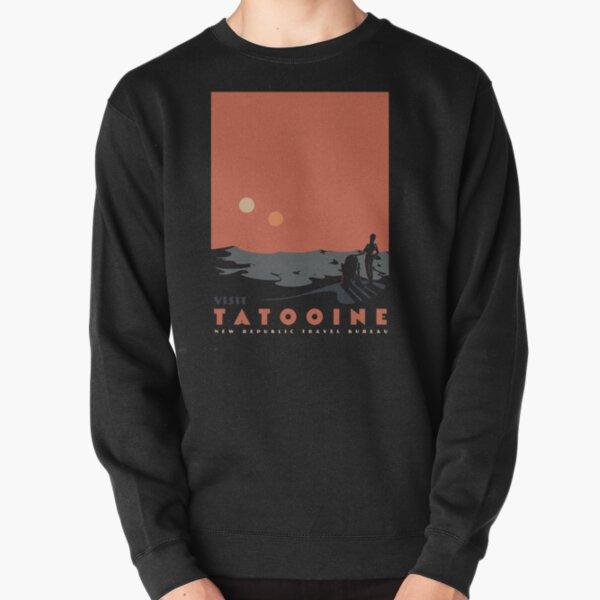 Visit Tatooine Pullover Sweatshirt