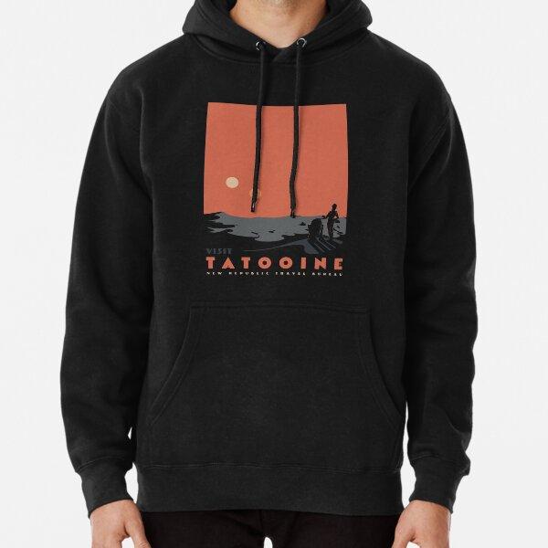 Visita Tatooine Sudadera con capucha