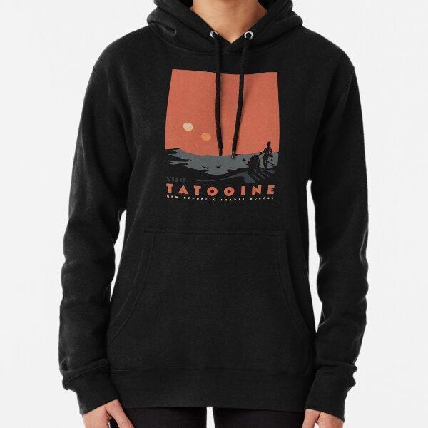 Visit Tatooine Pullover Hoodie