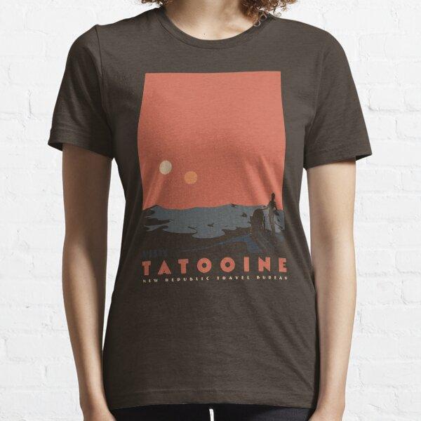 Visit Tatooine Essential T-Shirt