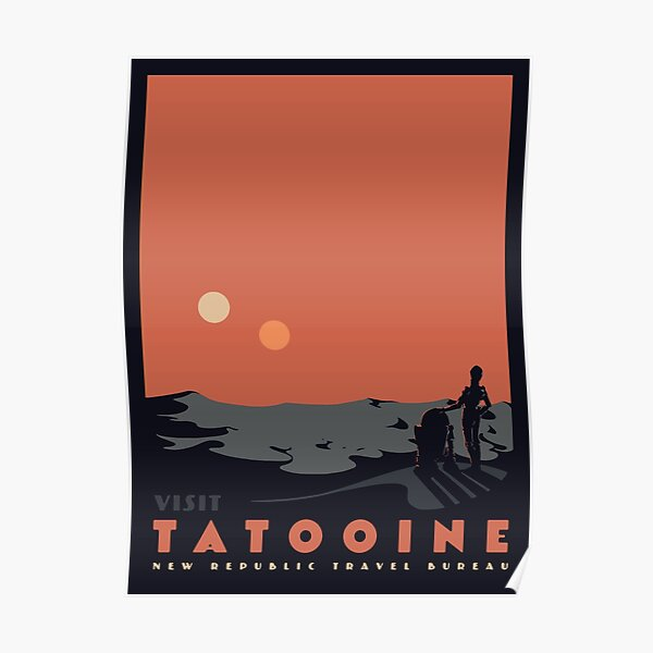 Star Wars Posters Redbubble