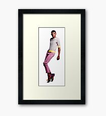 The Great Maestro Framed Print