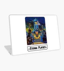He-Man - Eternia Playset - Trading Card Design Laptop Skin
