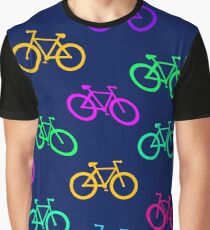 Bycicle Graphic T-Shirt