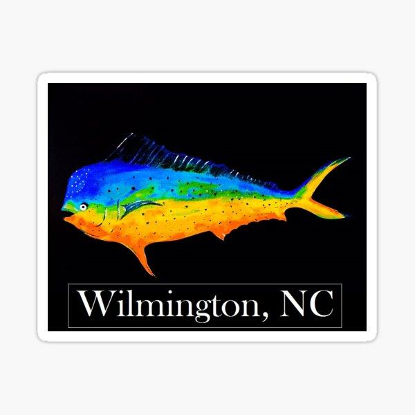 Mahi     (Wilmington, NC) Sticker