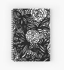 Perennials Spiral Notebook