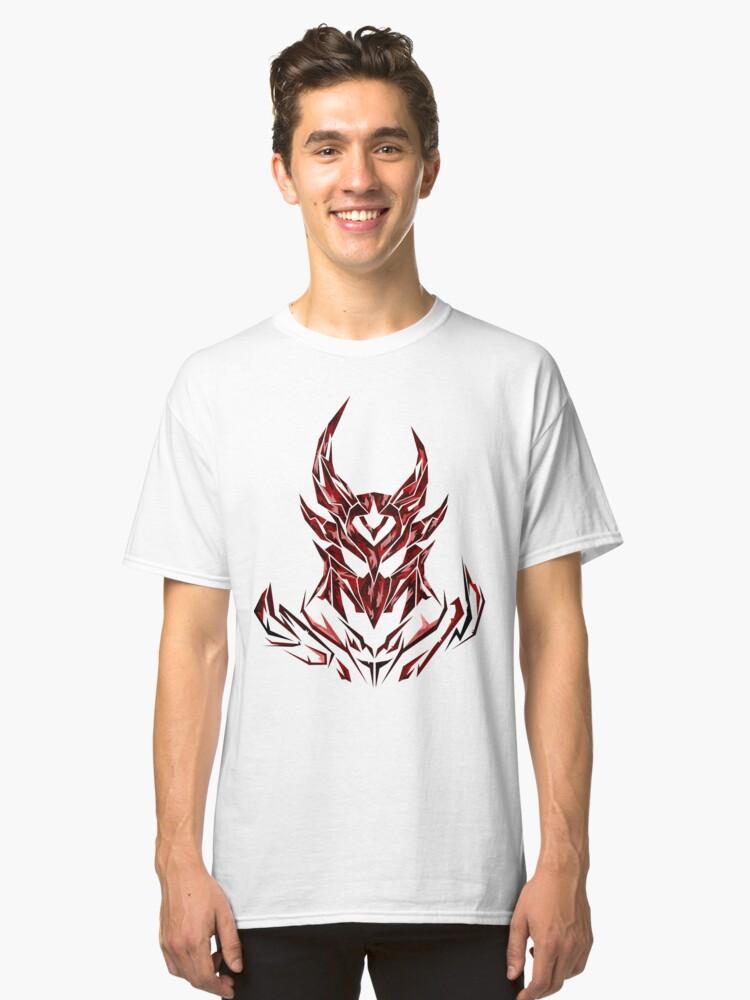 Dragonborn Classic T-Shirt Front
