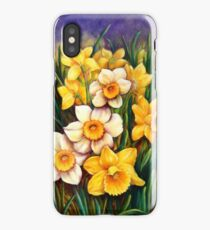 Daffodils! iPhone Case/Skin