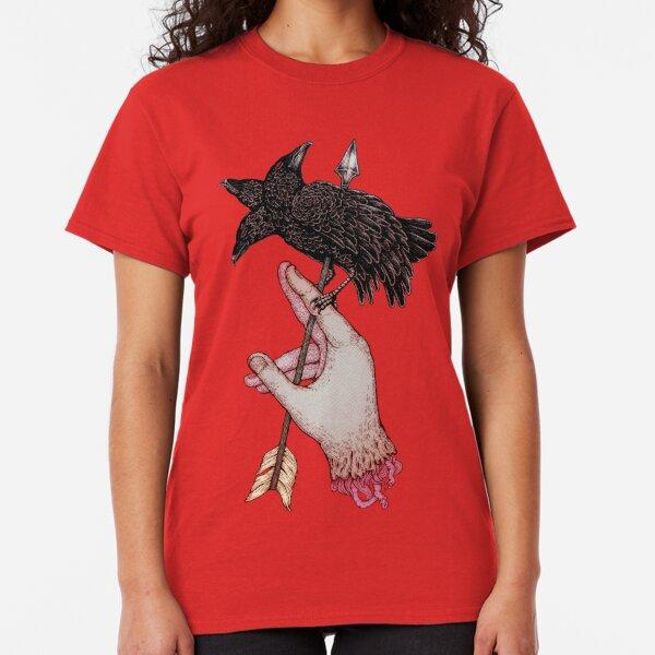 Dreimal unglücklich Classic T-Shirt