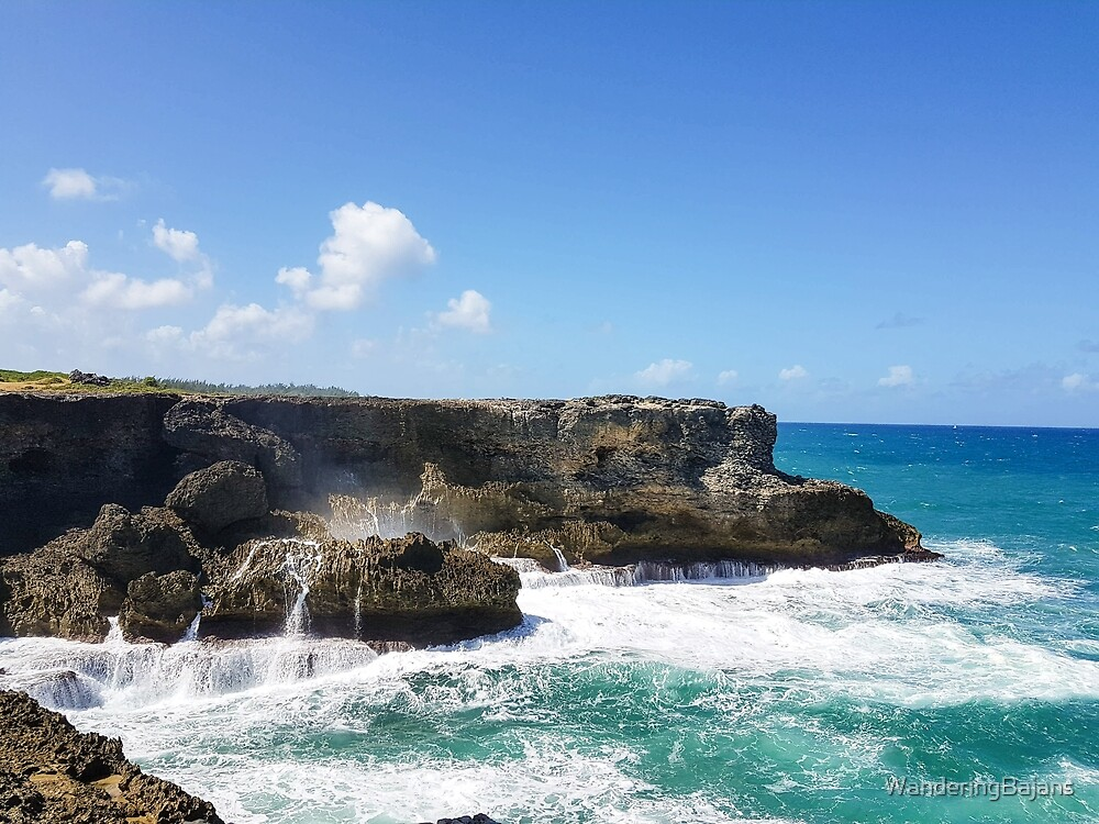 North Point Barbados by WanderingBajans