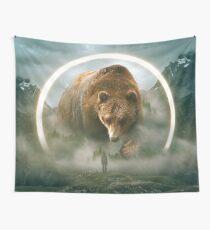 aegis | bear Wall Tapestry