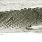 Paul Wuslich.Sunset Beach by steen