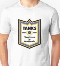 Video Game Tanks  T-Shirt