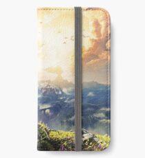 The legend of Zelda iPhone Wallet