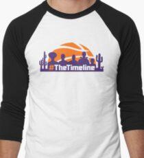Phoenix - Embrace #TheTimeline  Men's Baseball ¾ T-Shirt