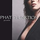 Phat Phunktion ‎– You And Me - Funk music Cd artwork from The States by deadadds