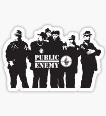 Public Enemy #2 Sticker