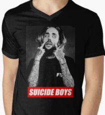 suicide boys Men's V-Neck T-Shirt