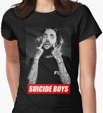 suicide boys Women's Fitted T-Shirt
