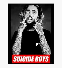 suicide boys Photographic Print