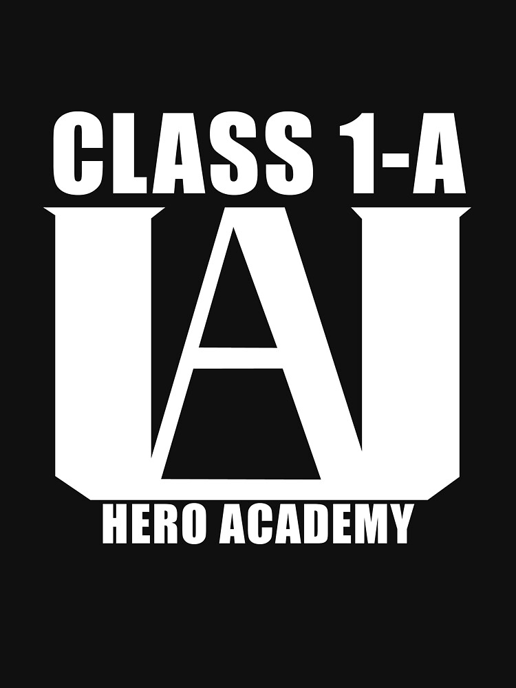 My Hero Academia - Hero Academy Class 1-A by OffRoadHero