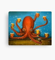 Life Of The Party Canvas Print