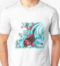 Böser Fisch Unisex T-Shirt