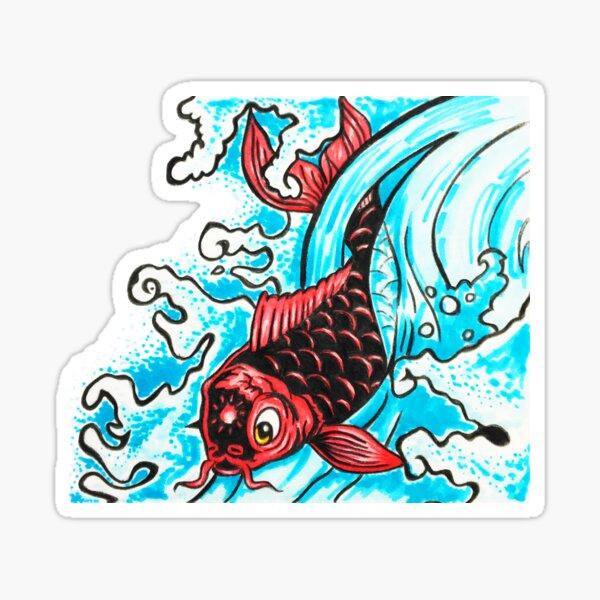 Are You A Badfish Too Vinyl Car Window Bumper Laptop Cooler Sublime Sticker
