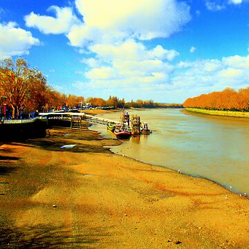 Thames - LONDON by Angie82