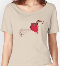 Of the Heart Women's Relaxed Fit T-Shirt