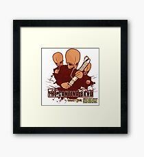 The Cantina Band from Mos Eisley Star Wars Framed Print