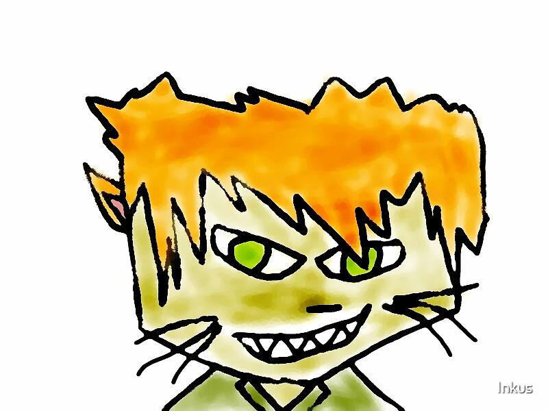 half-cat by Inkus