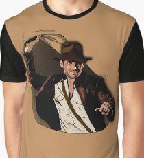 Dr. Jones Graphic T-Shirt