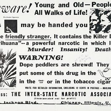 Weed beware by StonyBE