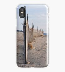 Snow Fence iPhone Case
