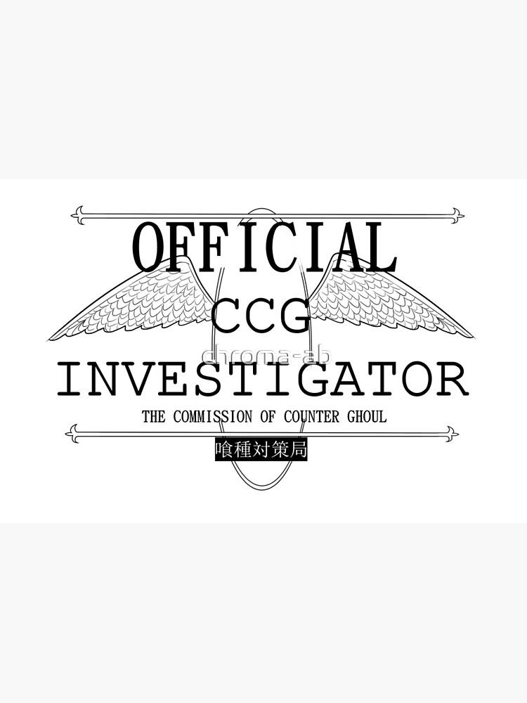 Investigador oficial de CCG de chroma-ab