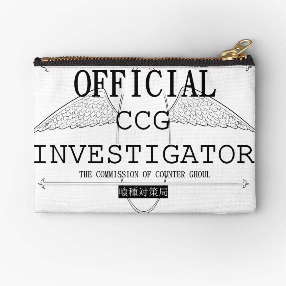 Investigador oficial de CCG Bolsos de mano