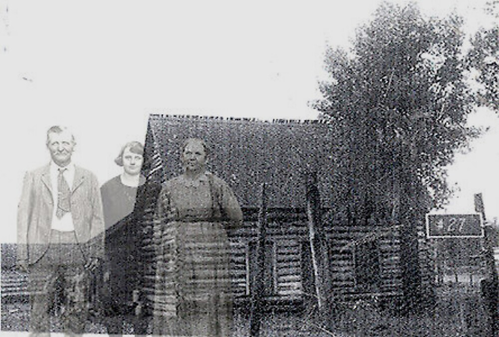 my great grandparents and the homestead by conilouz